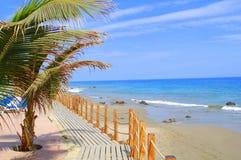 De toevlucht van het strand Royalty-vrije Stock Foto