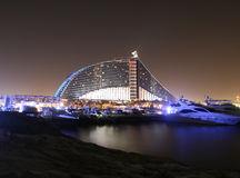 De Toevlucht van het Strand van Jumeirah Stock Afbeeldingen