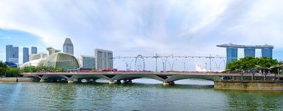 De Toevlucht van het Zand van de Baai van de jachthaven en het Theater van de Promenade Royalty-vrije Stock Afbeeldingen