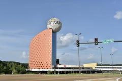 De Toevluchtgokken van de parelrivier en Casino, Choctaw, de Mississippi royalty-vrije stock afbeeldingen