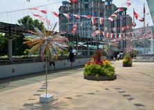 De Toevluchtwereld, Sentosa-Eiland, Singapore Royalty-vrije Stock Fotografie