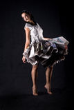 De Toga van haute-coutures Stock Foto's