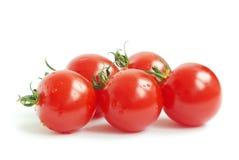 De tomaat van de kers Royalty-vrije Stock Foto's