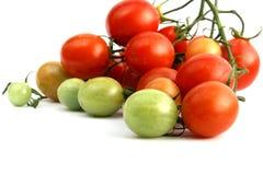 De tomaat van de kers Royalty-vrije Stock Afbeelding