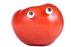 De tomaat van Lil Stock Foto's