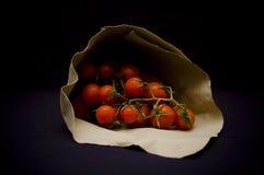 De tomaat van Pachino Royalty-vrije Stock Foto's