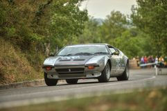 De Tomaso Pantera GTS Stock Photo