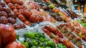 De Tomaten van Barcelona Royalty-vrije Stock Fotografie