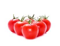 De Tomaten van de kers Stock Fotografie