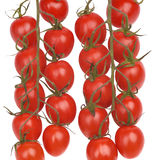 De Tomaten van de kers Royalty-vrije Stock Foto