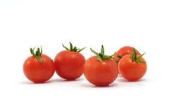 De tomaten van de kers Stock Afbeelding