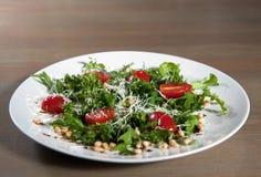 De tomaten van de saladekers Stock Fotografie