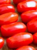 De tomaten van Rome Royalty-vrije Stock Afbeelding