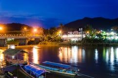 De Ton van Baantha in Mae Ai Chiang Mai-provincie, Thailand Stock Afbeeldingen