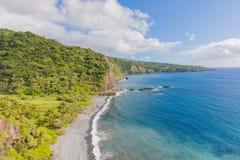 De toneelkust van Maui Royalty-vrije Stock Foto