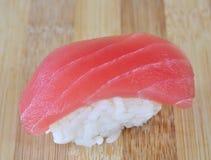 De tonijn van sushi Stock Foto's