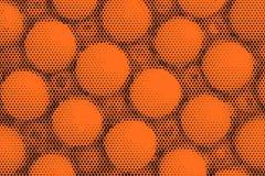 De toon abstracte achtergrond van de pop-artpastelkleur Royalty-vrije Stock Afbeeldingen
