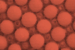 De toon abstracte achtergrond van de pop-artpastelkleur Royalty-vrije Stock Foto's