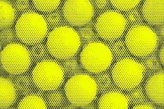 De toon abstracte achtergrond van de pop-artpastelkleur Stock Afbeeldingen