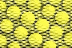 De toon abstracte achtergrond van de pop-artpastelkleur Royalty-vrije Stock Afbeelding