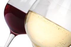 De Toost van de wijn Stock Afbeeldingen
