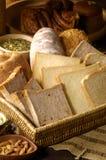 De toosts van het brood Stock Afbeeldingen