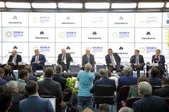 De Top van het energiebedrijf Royalty-vrije Stock Afbeelding