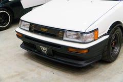 De Top van Toyota Corolla Levin 2Door GT royalty-vrije stock fotografie