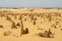 De Toppen - Australië stock fotografie