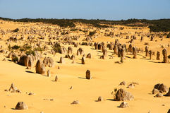De Toppen - Australië stock foto's