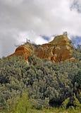 De Toppen, Fraser Island royalty-vrije stock afbeelding