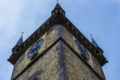 De toren Stock Foto