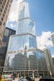 DE TOREN CHICAGO VAN DE TROEF Royalty-vrije Stock Afbeelding