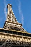 De Toren Las Vegas van Eiffel royalty-vrije stock afbeelding