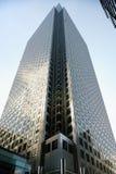 De Toren Londen Engeland het UK van de Werf van de kanarie Royalty-vrije Stock Foto