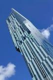 De Toren Manchester van Beetham Stock Afbeeldingen