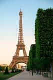 De toren Parijs van Eiffel Stock Fotografie