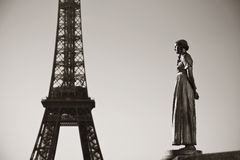 De toren Parijs van Eiffel Royalty-vrije Stock Afbeeldingen