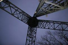 De toren van Aalborg Stock Fotografie