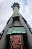 De Toren van Auckland, Nieuw Zeeland, 12 Augustus 2010 Stock Foto