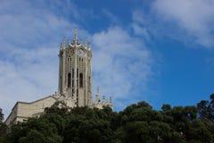 De Toren van Auckland Univercity Stock Afbeelding