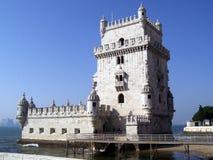 De toren van Belem stock fotografie
