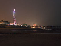 De toren van Blackpool Stock Foto