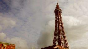 De toren van Blackpool Stock Fotografie