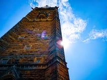 De Toren van Cabot in Bristol stock fotografie