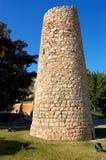 De toren van Cartagena, Spanje Stock Foto's