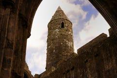 De toren van Cashel Stock Foto's