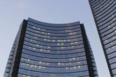 De toren van Cesarpelli Royalty-vrije Stock Foto