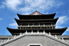 De Toren van China stock afbeeldingen