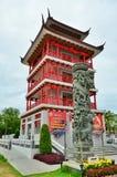 De toren van China Royalty-vrije Stock Foto's